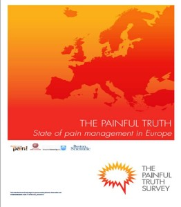The state of pain management in Europe