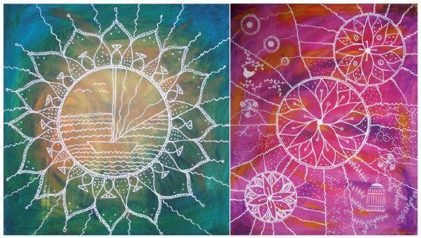 Sonia David - paintings
