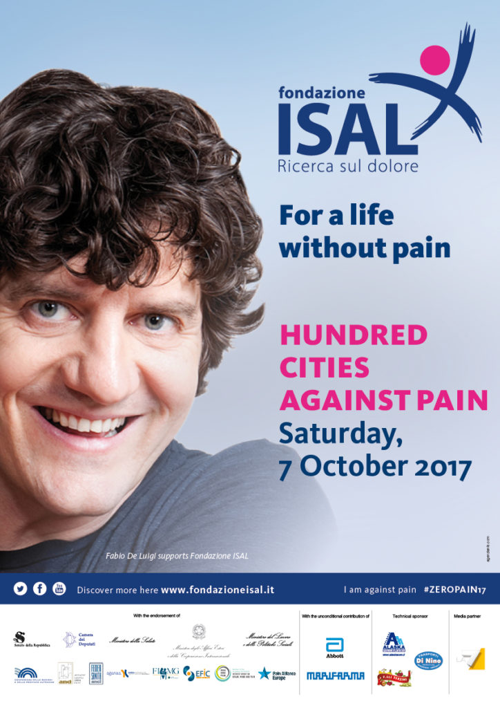 ISAL 100 Cities agains Pain 2017